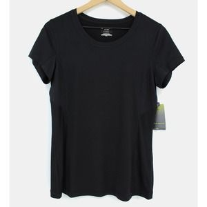 TekGear DryTek Short Sleeve Technical Shirt Black